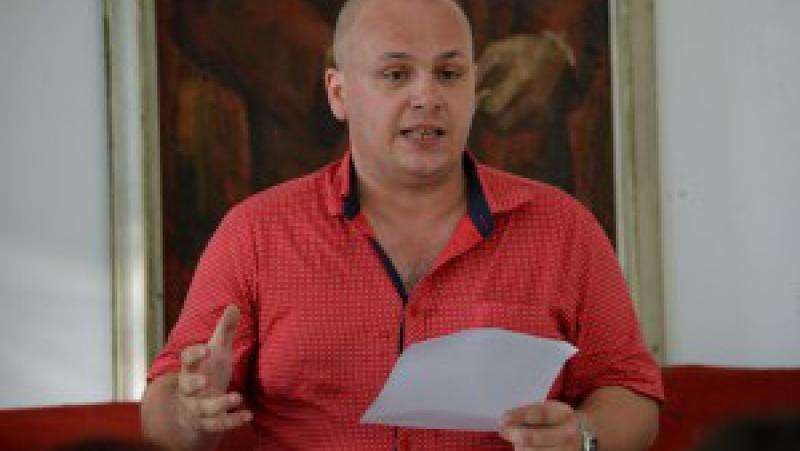Александър Симов, президент