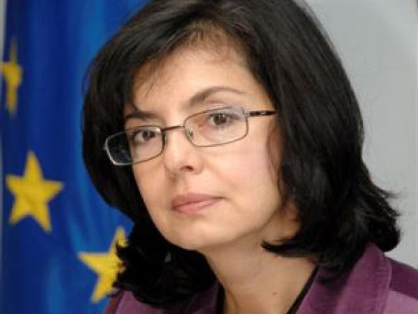 Меглена Кунева, президент, избори, Любомир Христов, вицепрезидент