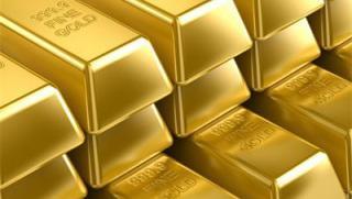 Златото, скочи, 5,4%