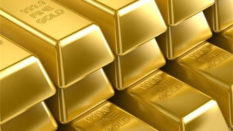 Злато, 1900 долара, американски борси, сриват