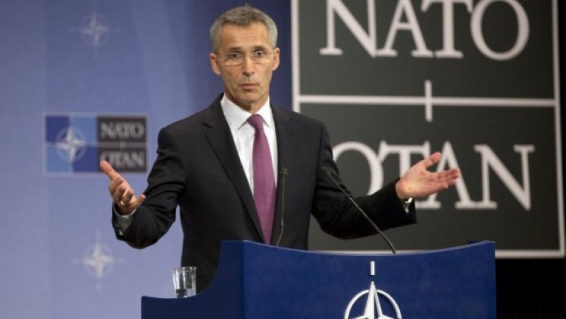 НАТО, Столтенберг, увеличение, разходи, отбрана, руско-китайска заплаха