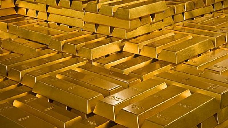 САЩ, Великобритания, присвоиха, злато, цял свят