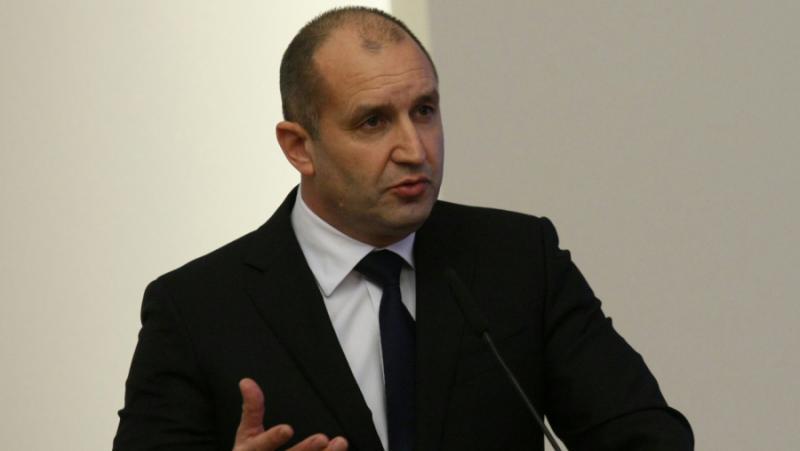 Румен Радев, посещение, Пловдив