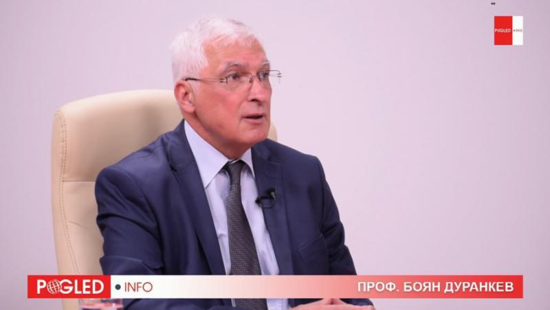 Боян Дуранкев, предупреждава, дълга, тежка икономическа зима