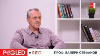 Валери Стефанов, болест, черната смърт, светлото лице на избавлението