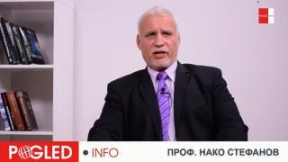 Нако Стефанов, колониална политика, Запада, Новото време