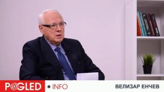 Велизар Енчев, учебници, история, министър Велчев, Хитлер