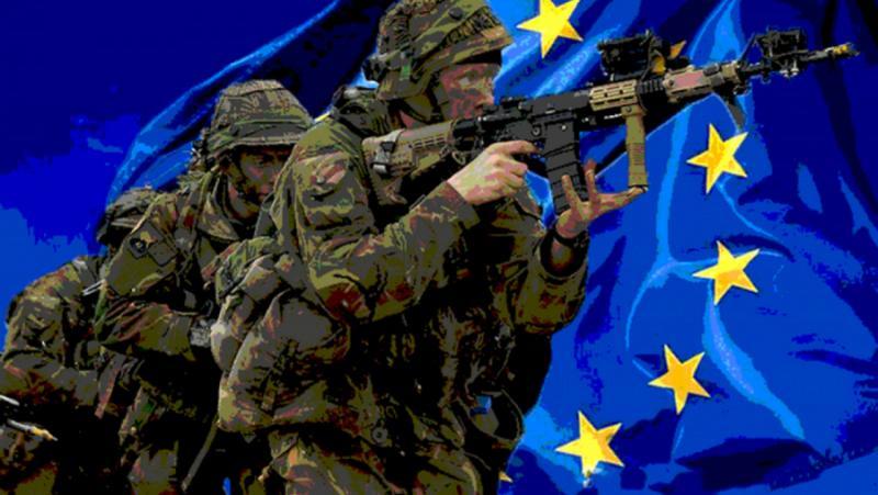 Създаване, Въоръжени сили, ЕС, НАТО, ненужно, Европа
