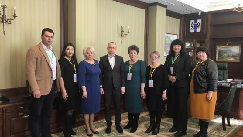 Калоян Паргов, Ваня Добрева, наблюдатели, избори, Новосибирск