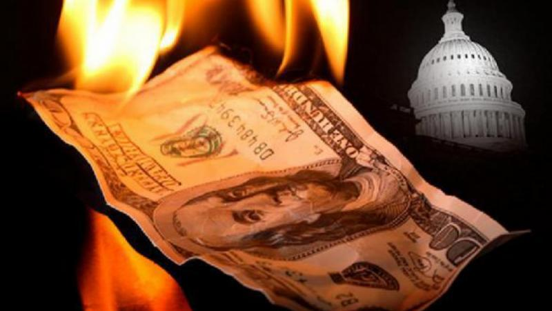 Америка, ужас, Русия, Китай, долар
