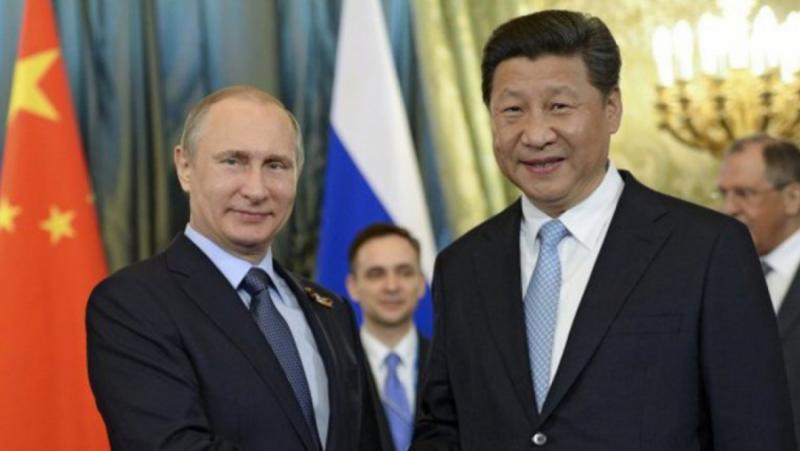 Строителство, ядрено съоръжение, Путин, Си Цзинпин