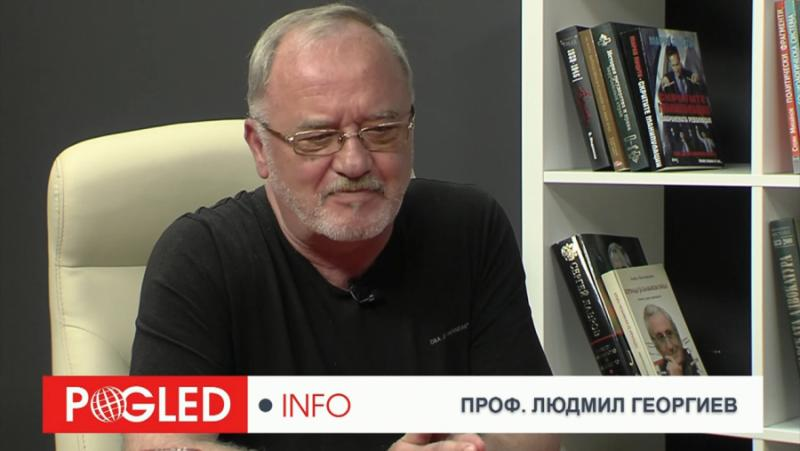 Людмил Георгиев, Доживях, Ковид-19, пандемия, Българица, Кирил и Методий, 24 май