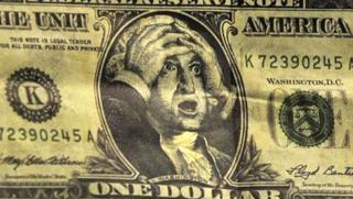 Самозакопаване, долар