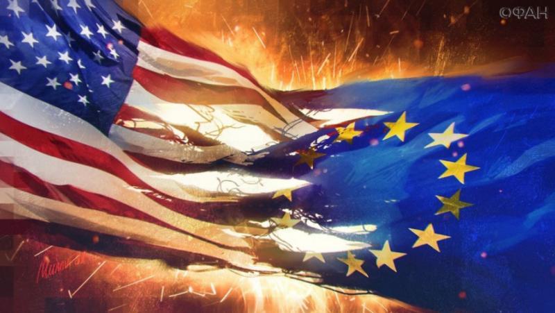 Handelsblatt, ЕС, отстоява, интереси, американска война, санкции, Северен поток — 2