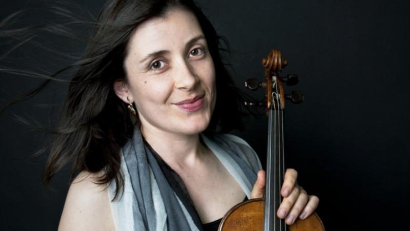 Зефира Вълова, Огнян Стамболиев, цигулка, Барок, фестивал Изкуството на Барока,
