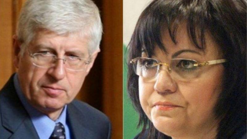 Румен Овчаров, трети избори, Корнелия, БСП, нямаме големи шансове