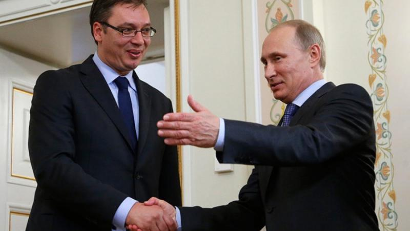 Договор, Сърбия, Косово, отношения, Белград, Москва
