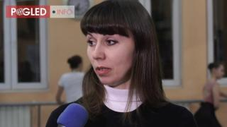 балет, Маша Илиева, школа, майсторски клас