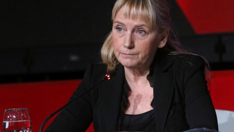 Елена Йончева, България, Франция, свобода на медиите, ГЕРБ, изказване, конгрес, БСП
