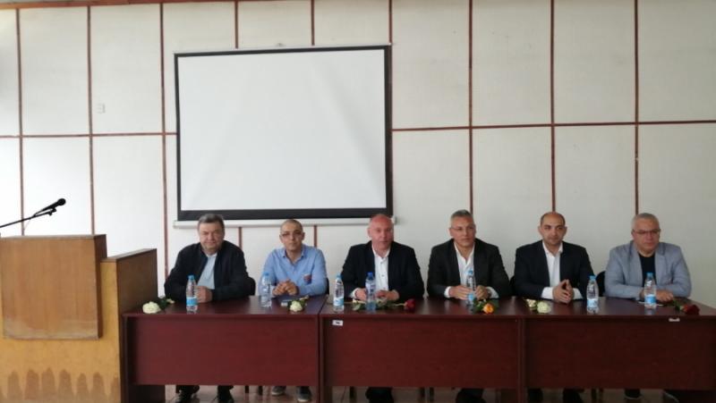 Станишев, Враца, избори, гласуване, БСП, алтернатива, ГЕРБ