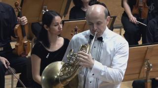 валдхорна, Николай Генов, музика, концерт, майсторски клас