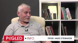 Нако Стефанов, политическа воля, България