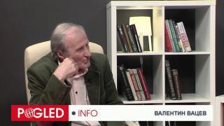 Валентин Вацев, Европа, Еврокомисия, стръскване