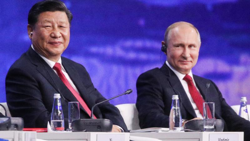 Мощно изявление, Путин, Си Дзинпин, среща, БРИКС