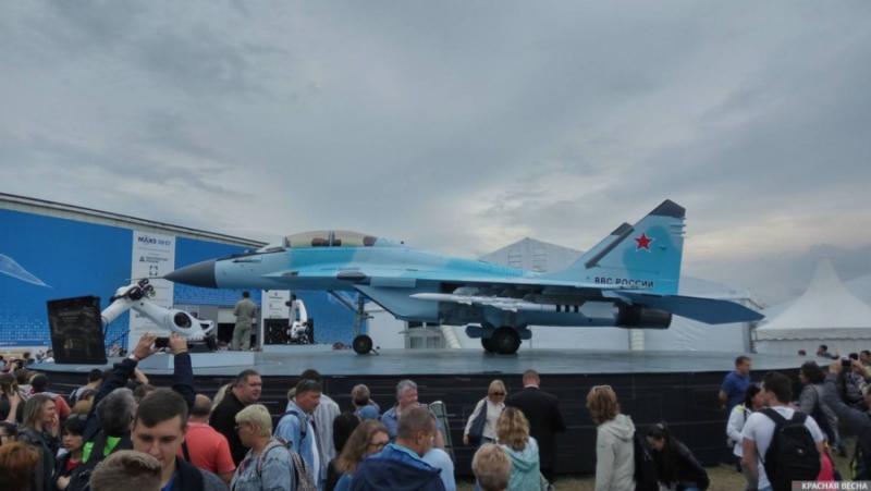 серийно производство, МиГ-35