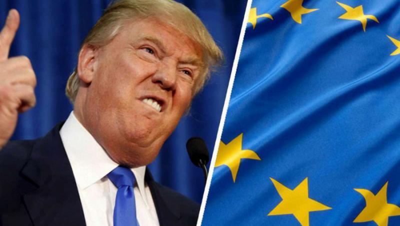 Focus, Тръмп, ЕС, санкции, Северен поток — 2