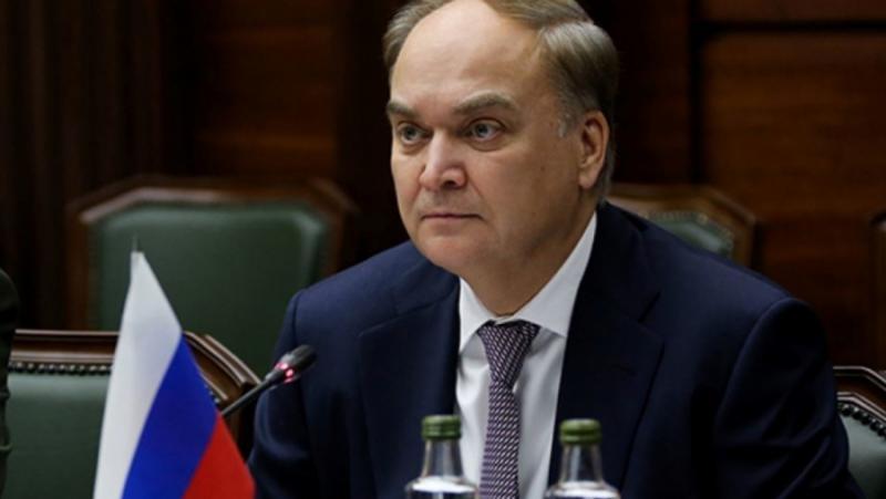 Руският посланик, САЩ, Анатолий Антонов, завършване ,Северен поток 2