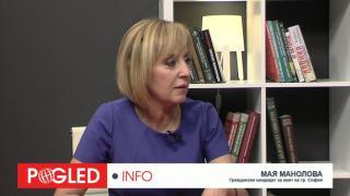 Мая Манолова, София, избори, вълна, Европа, диктаторските режими