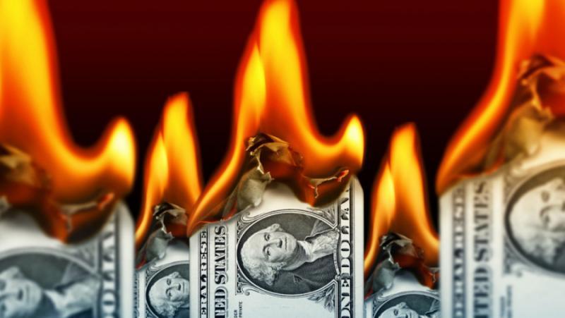Дедоларизация, бягство, токсична валута