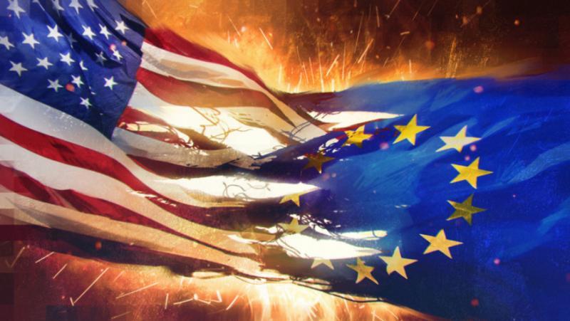 Die Zeit, Байдън, Европа, три големи конфликта, САЩ
