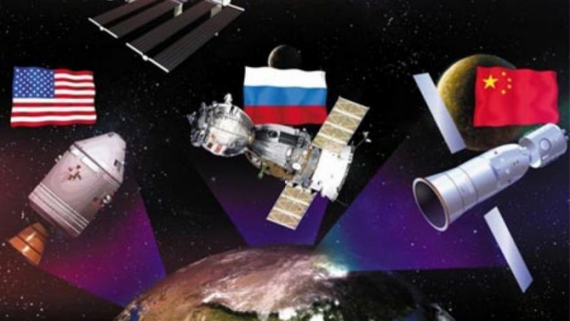 САЩ, оправдаят, свои космически разработки, дискредитирайки, другите страни