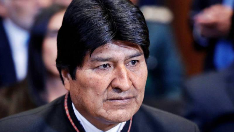 Съд, Боливия, партия, Моралес, избори