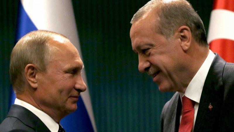 Турски народ, избира, Русия, не САЩ