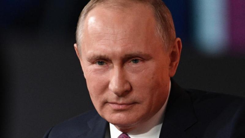 Путин 50-те души на десетилетието, Financial Times