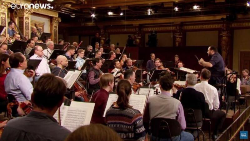 Euronews: Виенски оркестър, новогодишен концерт, нацистки аранжимент