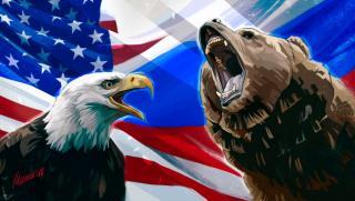 Русия, конфронтация, Запада