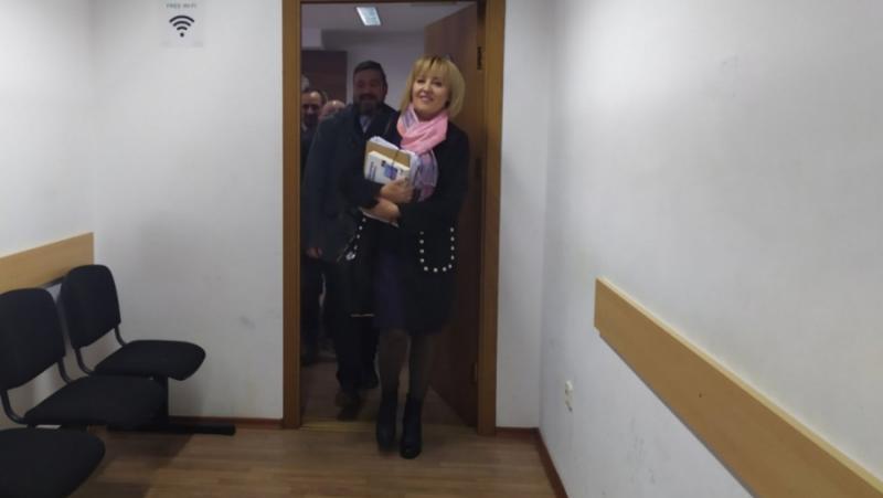 Пето заседание, дело, Манолова, избори, София
