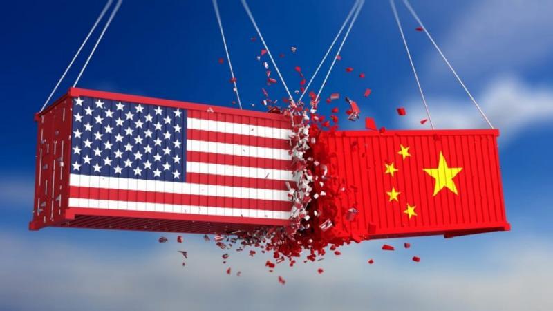 Американски анализатор, Война, Китай