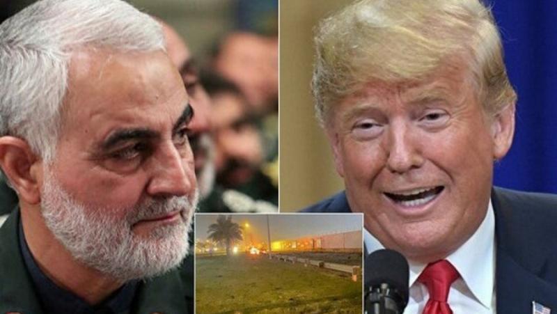 Independent, Техеран, заповед, арест, Тръмп , убийство, Сюлеймани