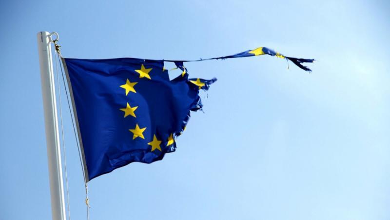 Die Welt: Миграционни разногласия, Евросъюз, разпадане