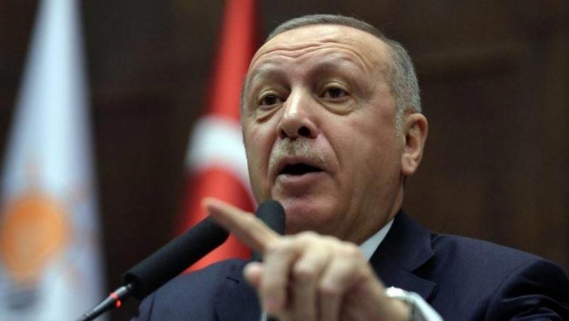 Ердоган, война, гърци