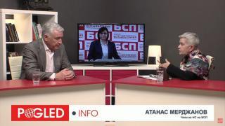 Велислава Дърева, Атанас Мерджанов, ръководство, БСП, политическа неграмотност, неофашизъм