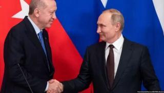 Путин, Ердоган, надежден партньор