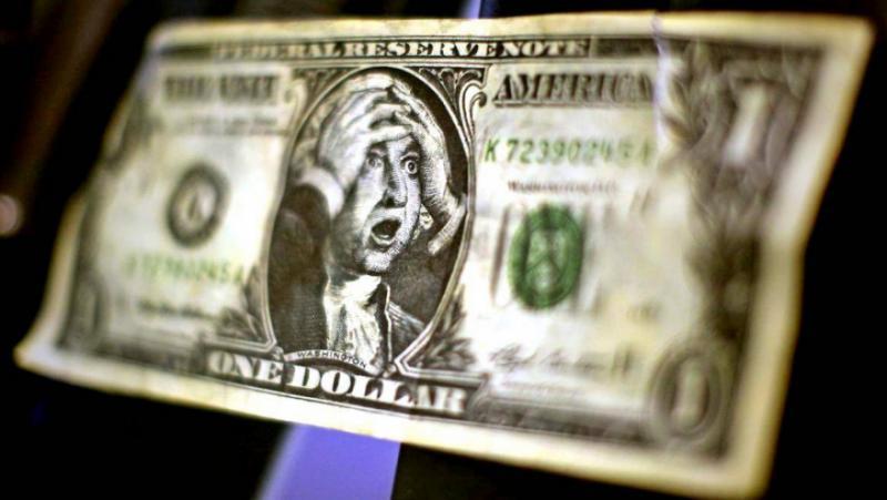 Русия, борба, долар