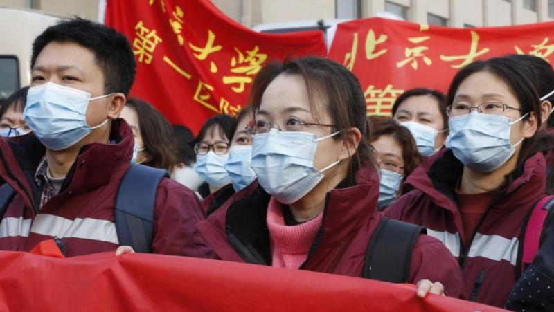 Китай, разплата, вируса