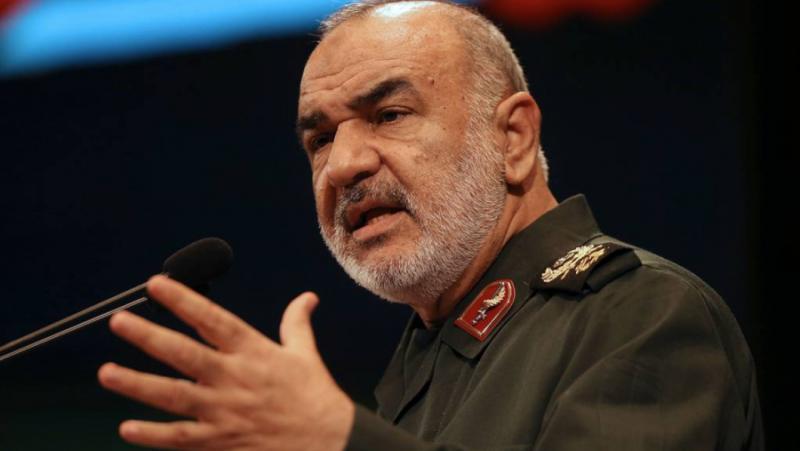 Ирански генерал, Израел, победен, една операция
